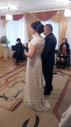 Весільно-вечірня сукня