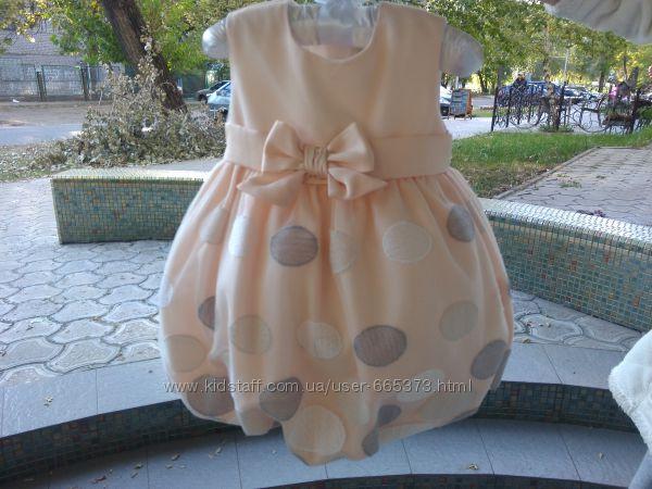 нарядные платья ceremony  рост80. 92, 98