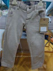 стильные брюки катон рост 92, 98, 104,  110