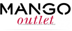 Заказы из Испании MANGO outlete Скидки до -90 Доставка 2 недели