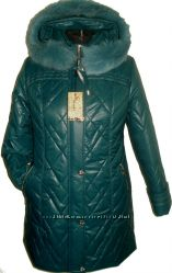 Женские куртки больших размеров с капюшоном, размеры 54-70