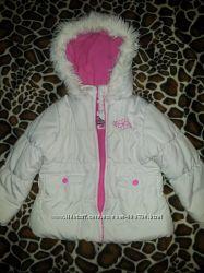 Продам детскую куртку на девочку 2 года