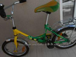 детский велосипед Comanche 16