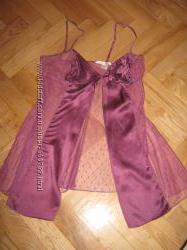 Victoria&acutes Secret с натуральным шелком и кружевами