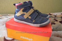 Ботинки FRODDO 35 р-р 23 см по стельке