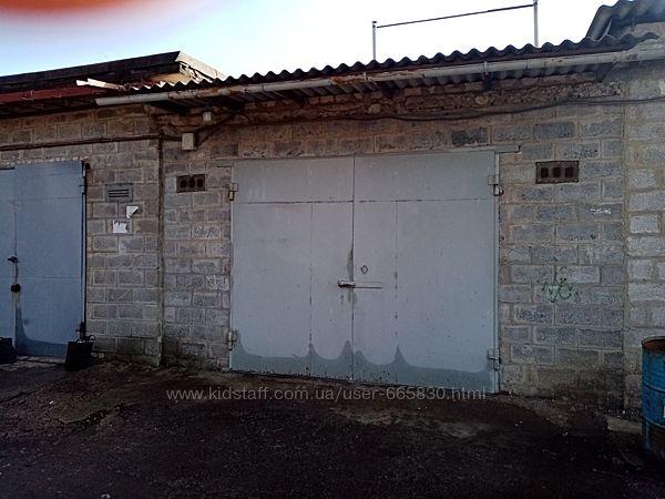 гараж в г. Краматорске