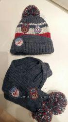 Продам великолепный комплект шапочка и шарфик