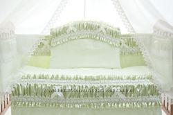 Шикарный элитный постельный комплект Ekobaby Карамелька