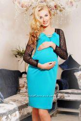 Бесподобное платье для беременных