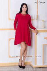 Платье из французкого трикотажа для будущих мам