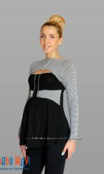 Блуза - джемпер для беременных