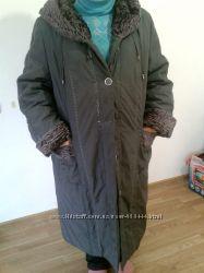 Новая курточка для мамы с мехом каракуля