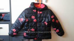 Продаю куртку SgAдля девочки. 110 размер. Двухсторонняя.