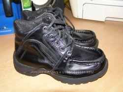 Демисезонные  ботинки BCLUB 27-28 размер стелька 18см.