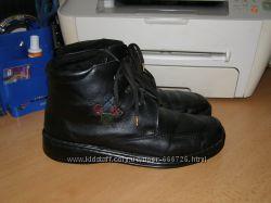 Демисезонные ботинки Loretta 39-40 размер стелька 25. 5см