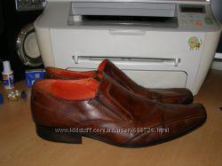 Туфли кожаные Next 44-43размер стелька 28, 5см