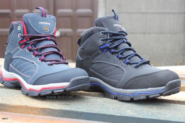 Зимние ботинки Restime pwz 15137  36-41 р