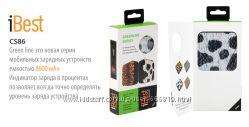 Мобильный аккумулятор емкостью 8600 мАч power bank