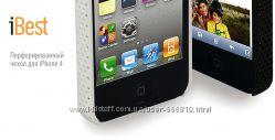 Перфорированый чехол для iPhone 4