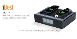 iBest RC-117 - уникальная акустическая система с функцией зарядки