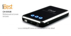 Внешний аккумулятор Power Bank iBest CH-05IUB 5V, 12V