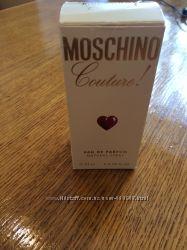 Парфюмированная вода Moschino Couture