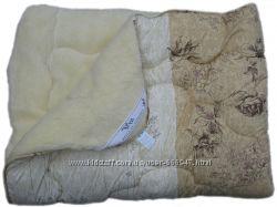 Одеяло шерстяное стеганное бязь Овен все размеры в наличии