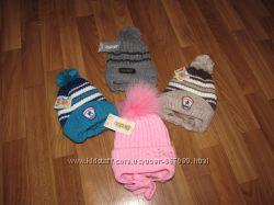 Шапки и шарфики для мальчиков и девочек. Разные модельки. В наличии