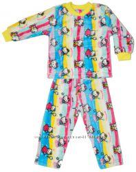 Теплые махровые пижамы. В наличии