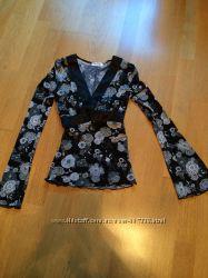 Блузка в хорошем состоянии фирмы Orsay  размер XS