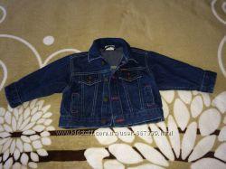 стильная джинсовая куртка фирмы Osh Kosh