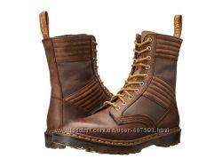 Молодежные демисезонные ботинки бренд Dr. Martens   Размер 40-41