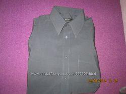 Стильная мужская рубашка NEXT 39 см. р. М
