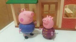 Дедушка свин и бабушка свинья