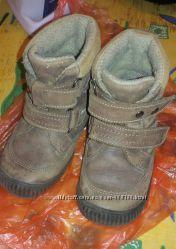Красивые ботинки ShagoVita в очень хорошем состоянии