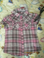 Рубашки Gloria Jeans, Бемби 4-5 лет