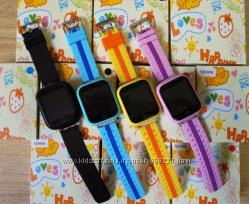 Акция к 8 марта&65281Smart Baby Watch Q100s сенсорные часы