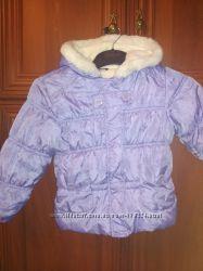 Фирменная теплая деми куртка george