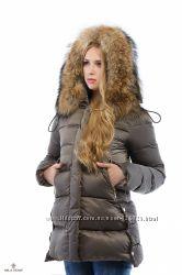 Зимние пуховики Milanova