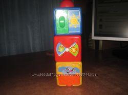 фирменные игрушки для малышей