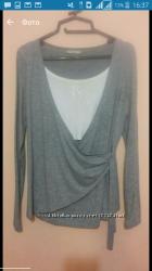 Кофточка блузка для кормления Бьюти Мама 48-50