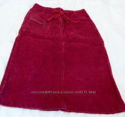 стильная фирменная качественная юбка, почти новая,  ZA children