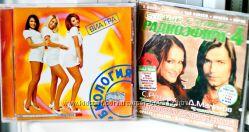 Музыкальный лицензионный диск MP3 - самые сливки радиоэфира -4
