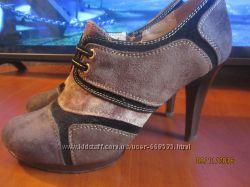Туфли ботинки женские ботильоны