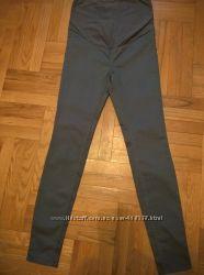 Н&М штаники для беременяшки 36 размер