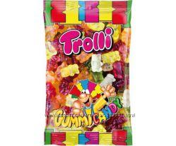 Желейные натуральные конфеты Trolli, Германия