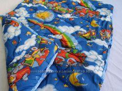 Детское одеяло овечья шерсть110х140