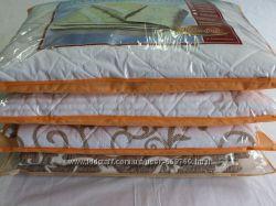 Наматрасник хлопоковый на резинках, 160х200 см