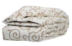 Одеяло овечья шерсть  чехол хлопок 150х210