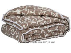Очень теплое одеяло - двойной силикон